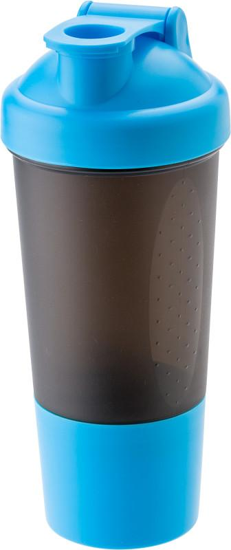 Two Tone Plastic Protein Shaker (500ml) - Promotions Only Group Limited