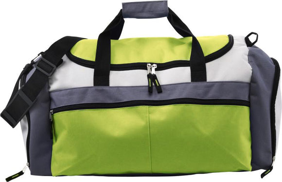 Multi-Coloured Sports Duffel Bag - Promotions Only Group Limited