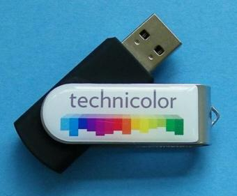 5 Day Express Twist USB Flash Drive Full Colour Print - Promotions Only Group Limited