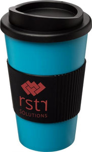 Americano 350 ml Insulated Tumbler with Grip - Promotions Only Group Limited