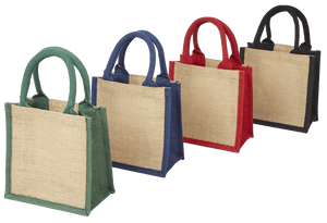 Anson Jute bag - Promotions Only Group Limited