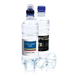 Branded Mineral Water 500ml - Promotions Only Group Limited