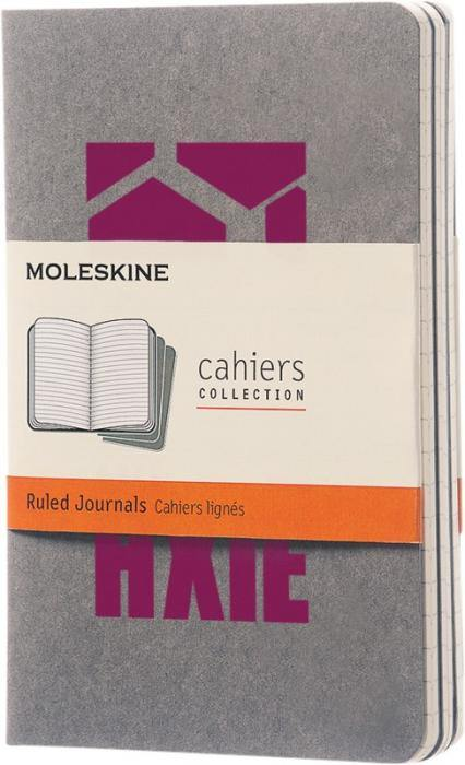 Moleskine Pocket Cahier Journal Ruled - Promotions Only Group Limited