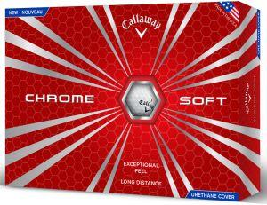 Callaway Chrome Soft Golf Balls - Promotions Only Group Limited
