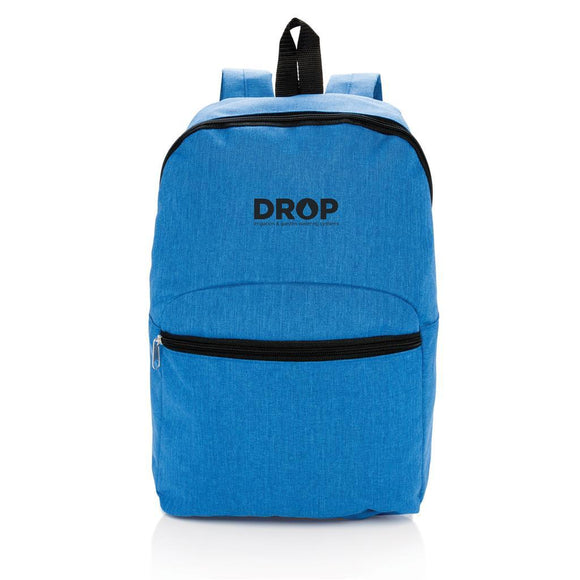 Classic Two Tone Backpack - Promotions Only Group Limited
