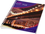 Desk-Mate® wire-o A5 notebook - Promotions Only Group Limited