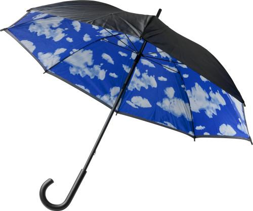 Double Layered Walking Umbrella with  Clouds or Rain Drops - Promotions Only Group Limited