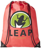 Evergreen Non-woven Drawstring Bag - Promotions Only Group Limited