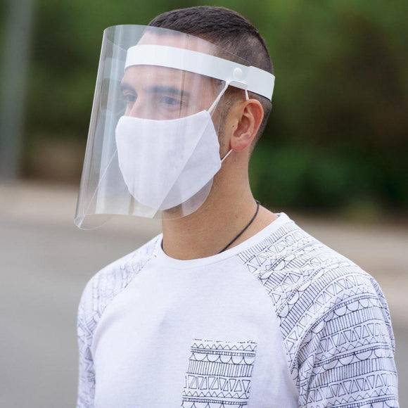 Face Shield - Promotions Only Group Limited