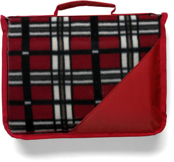 Fleece Blanket in Pouch - Promotions Only Group Limited