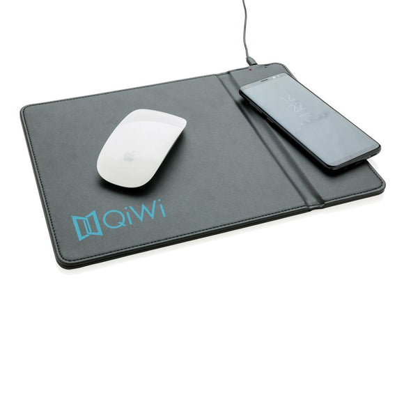 Mousepad with 5W wireless charging - Promotions Only Group Limited