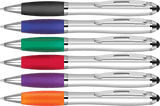 Contour-i Argent Ballpen Full Colour Print - Promotions Only Group Limited