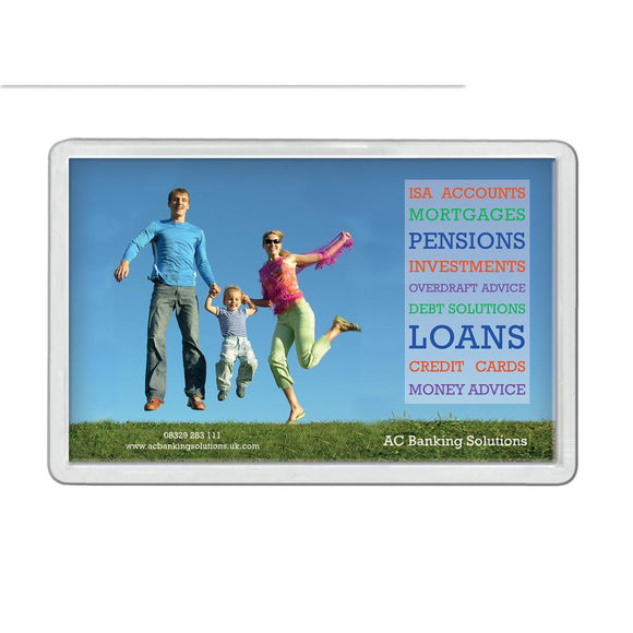 Jumbo Fridge Magnet - Promotions Only Group Limited