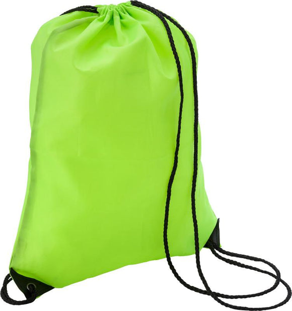 Polyester (210D) Drawstring Backpack - Promotions Only Group Limited