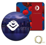 Q-Mat Coasters Square - Promotions Only Group Limited