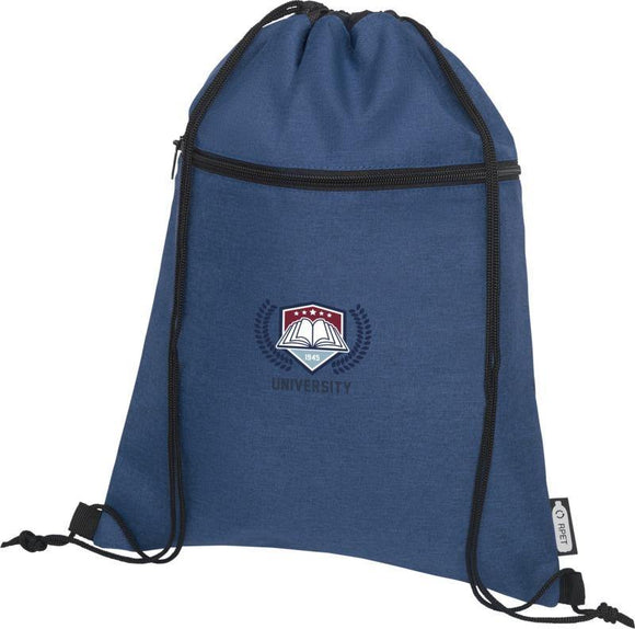 Jura RPET Drawstring Backpack - Promotions Only Group Limited