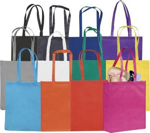 Rainham Non Woven Shopper Tote Bag Full Colour Print - Promotions Only Group Limited