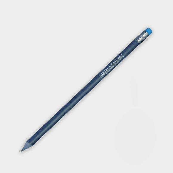 Recycled Denim Pencil with Eraser