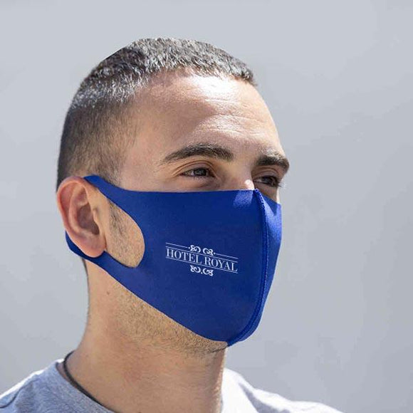 Reusable Hygienic Mask (Elastic) Full Colour Print - Promotions Only Group Limited