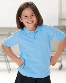 Russell Jerzees Schoolgear Hardwearing Polo Shirt - Promotions Only Group Limited