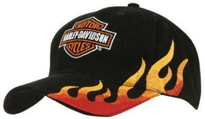 Side Flame Cap