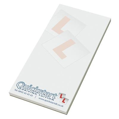 Smart Pad - 1/3 A4 - Promotions Only Group Limited