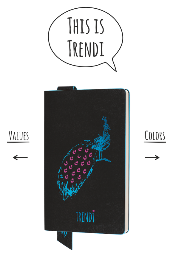 Trendi Notebook - Promotions Only Group Limited