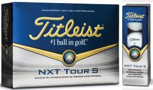 Titleist NXT Tour S Golf Balls - Promotions Only Group Limited