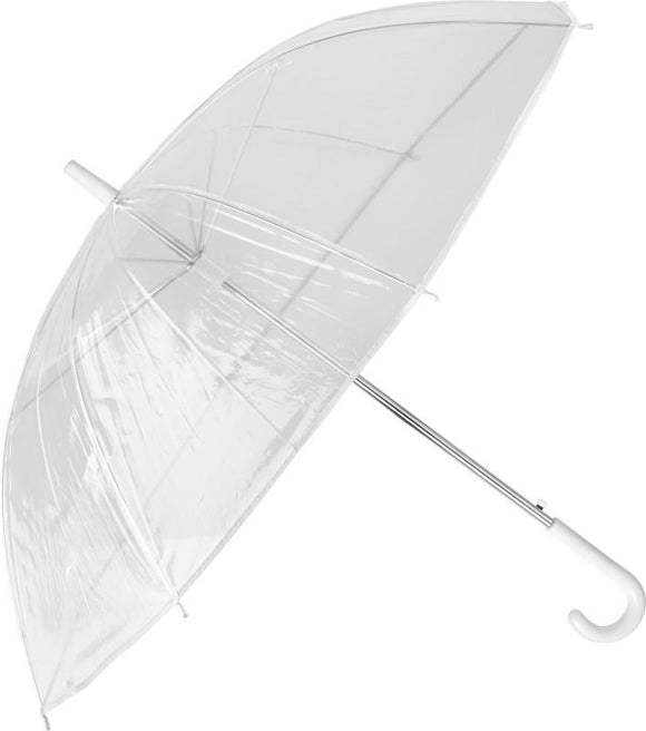 Transparent Walking Umbrella - Promotions Only Group Limited