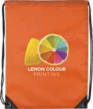 Verve Drawstring Bag Full Colour Print