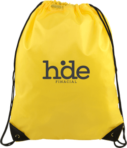 Verve Drawstring Bag - Promotions Only Group Limited