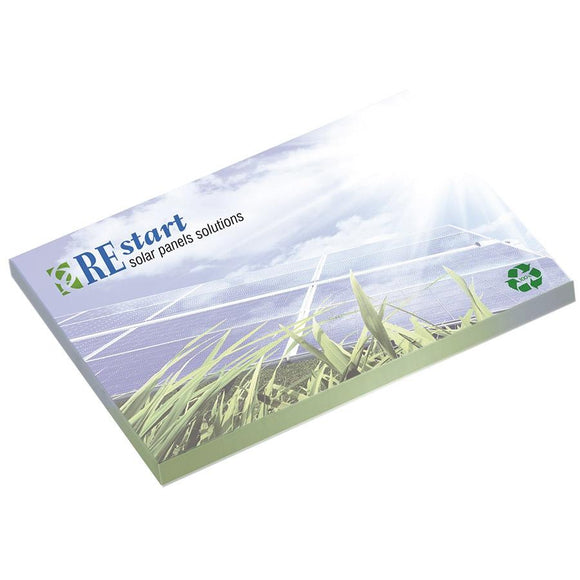 BIC Adhesive Notepads  Ecolutions 101mm x 75mm - Promotions Only Group Limited