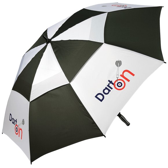 Corporate Golf Vented Umbrella - Promotions Only Group Limited