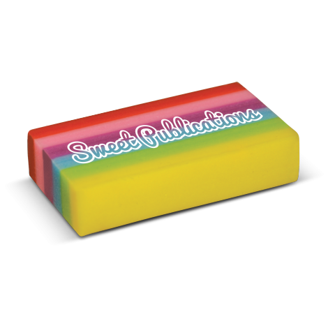 Rainbow Eraser - Promotions Only Group Limited