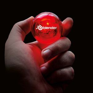 Flashing Bouncing Ball Full Colour Print - Promotions Only Group Limited