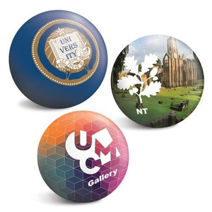 All Over Print Squashy Stress Ball 70mm - Promotions Only Group Limited