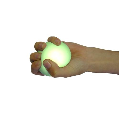 Glow In The Dark Stress Ball Full Colour Print