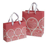 Bespoke Luxury Laminated Paper Carrier Bags - Promotions Only Group Limited