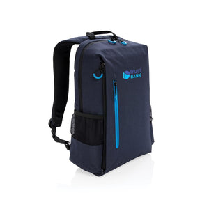 "Lima 15"" RFID and USB Laptop Backpack"