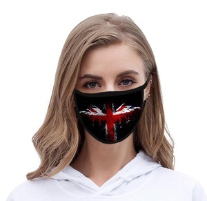 Two Layer Polyester Face Mask (Dye Sublimation) - Promotions Only Group Limited
