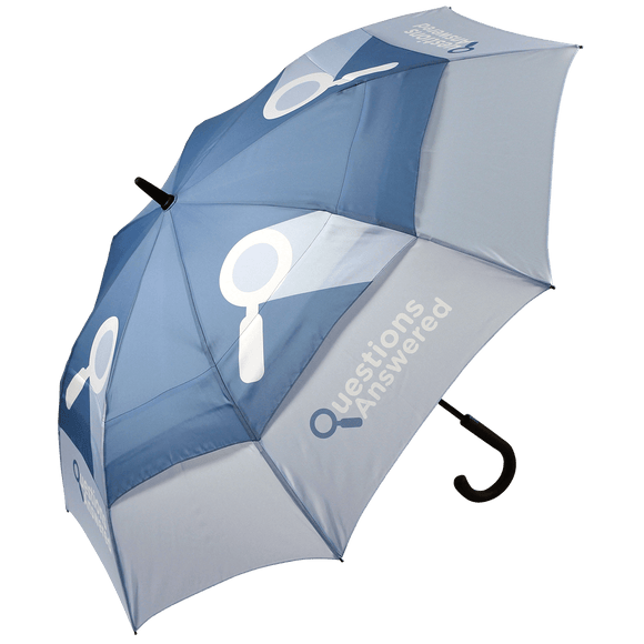 Metro Vented Umbrella Soft Feel - Promotions Only Group Limited