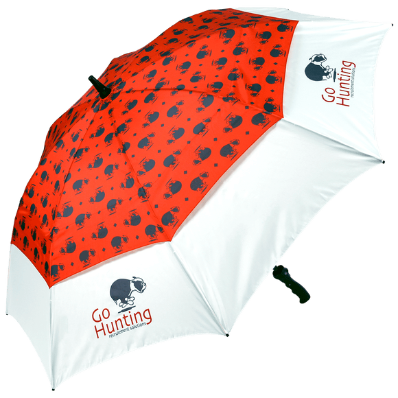 ProBrella Fiberglass Vented Soft Feel Umbrella - Promotions Only Group Limited