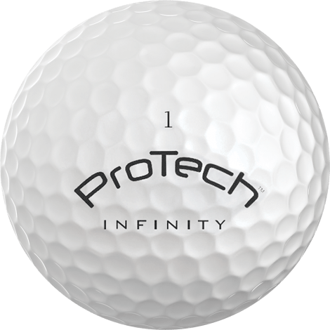 ProTech Infinity Golf Balls - Promotions Only Group Limited