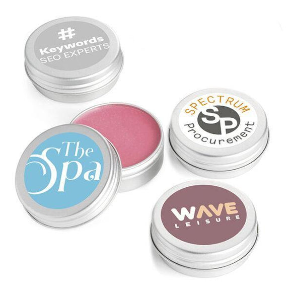 'What's your Tipple' Lip Balm in an Aluminium Tin (10ml) - Promotions Only Group Limited