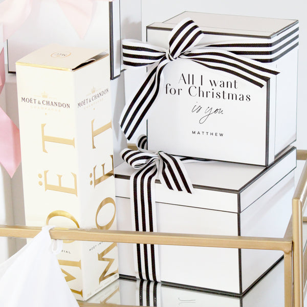 Christmas Gift Box- All I want is you
