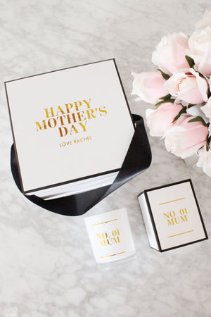 Mother's Day Gift Box- B&W