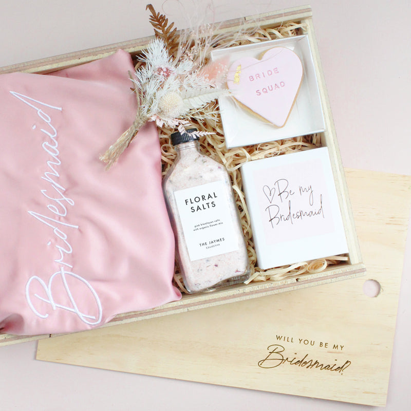 Harper Bridal Box