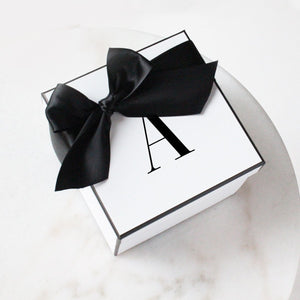 Father's Day Initial Personalised Gift Box - Miss Poppy Design