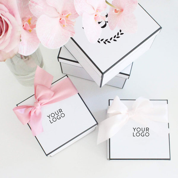 Personalised Gift Box with Logo