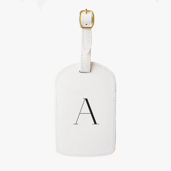 Initial Personalised Travel Tag